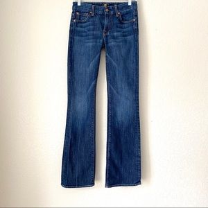 7 FOR ALL MANKIND •Kimmie• Bootcut Jeans (27)